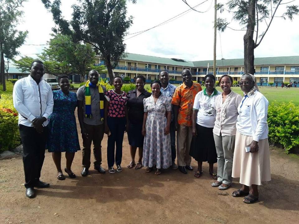 The ATFGM Team
