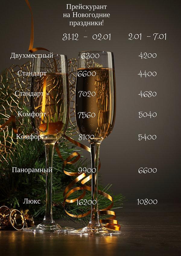 """Новый год Гуамка Отель """"Добрыня"""""""