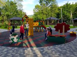 детская площадка в гуамке