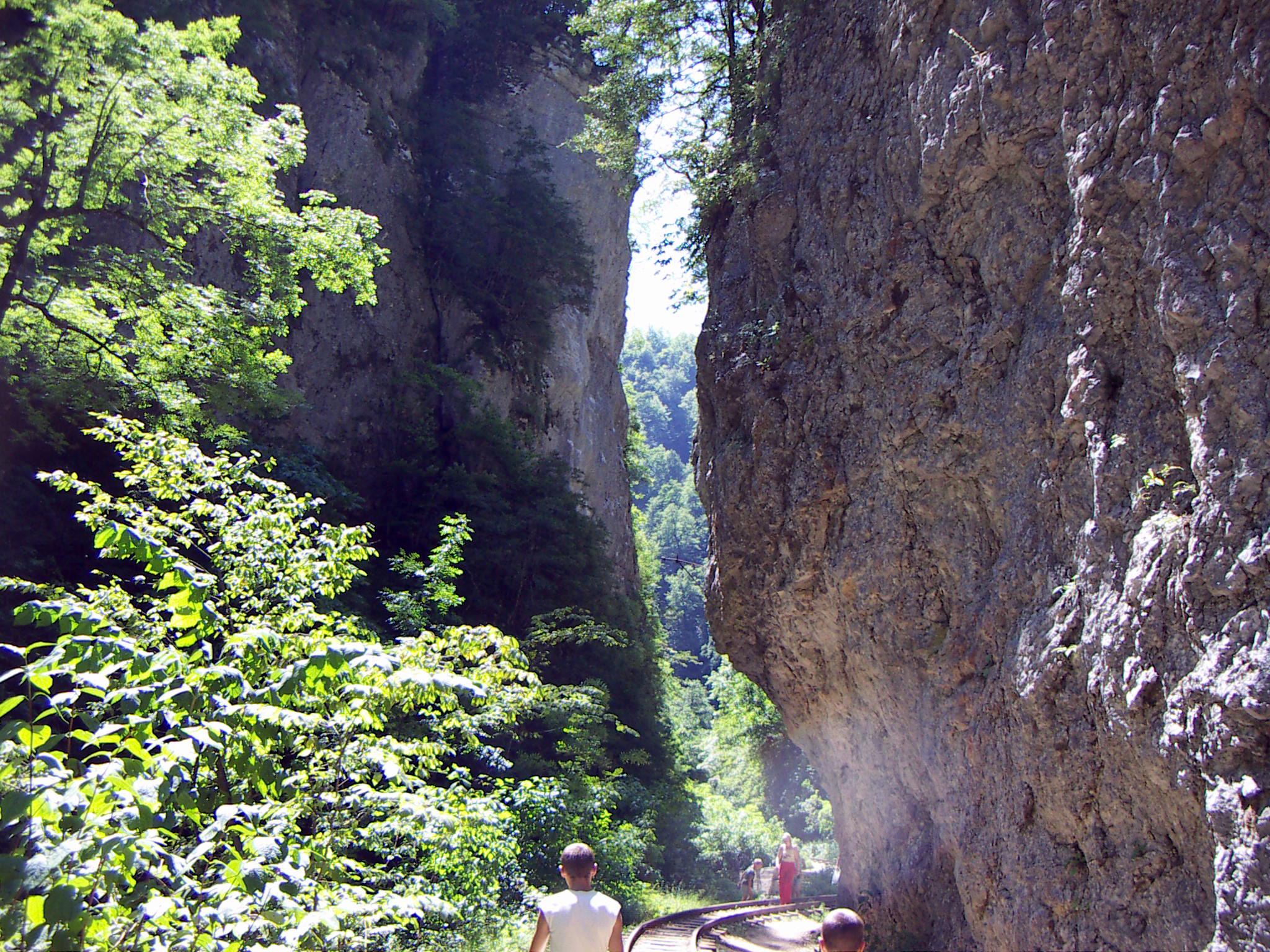 Отдых в Гуамке. Скалы.