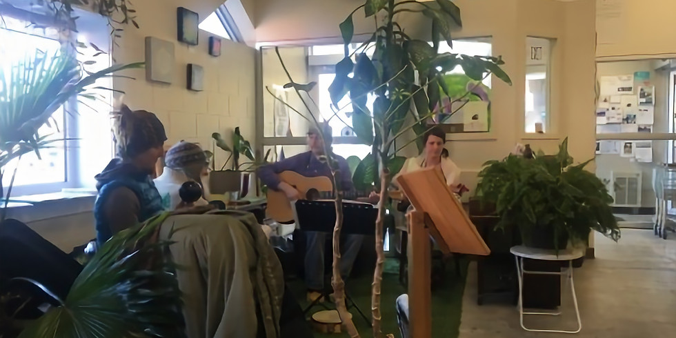Brian Paul D.G. and Friends at The Heart of Riversdale Community Market (3rd Saturdays of each month)))