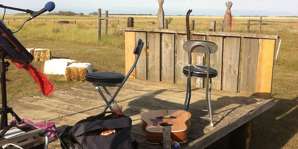 Live Music at Farm140 with Brian Paul D.G. and Friends!