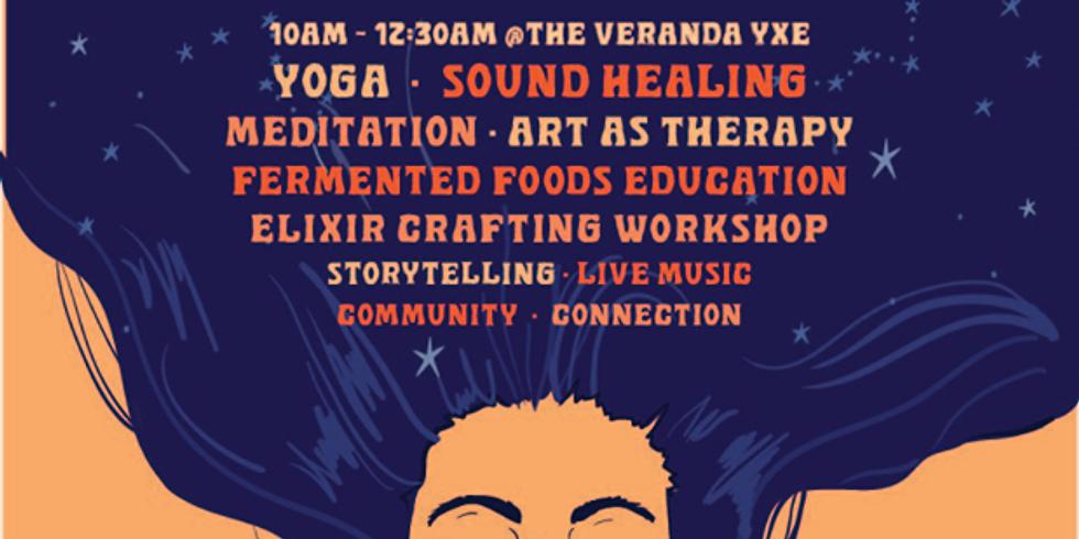 Elation: 2 0 2 0 - Winter Yoga Music & Art Mini-Festival