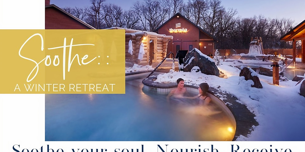 Heart Songs with Brian Paul D.G. and Soul Co's Soothe: Winter Retreat Event