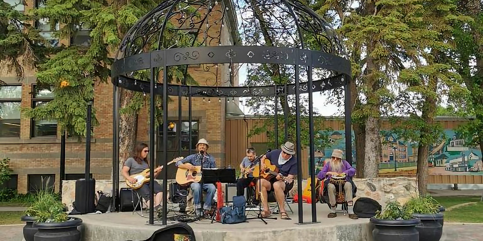 Live Music on Broadway in Saskatoon with Brian Paul D.G. and Friends!