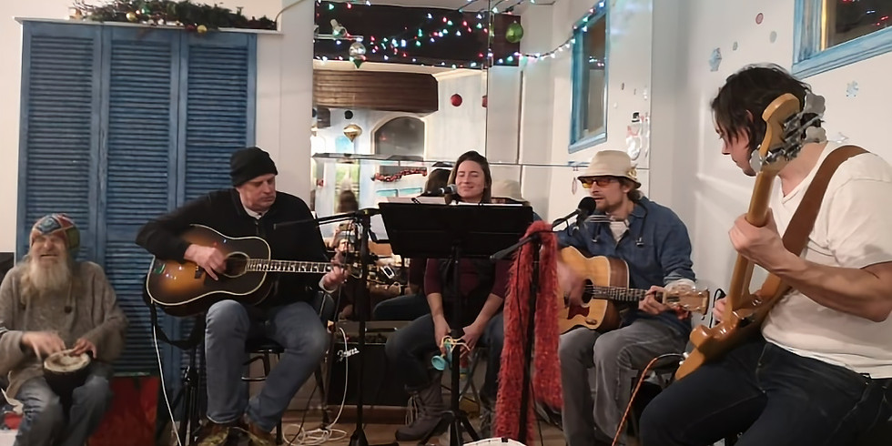 Heart Song Sing & Play Alongs with Brian Paul D.G. and Friends Outdoors in Saskatoon!
