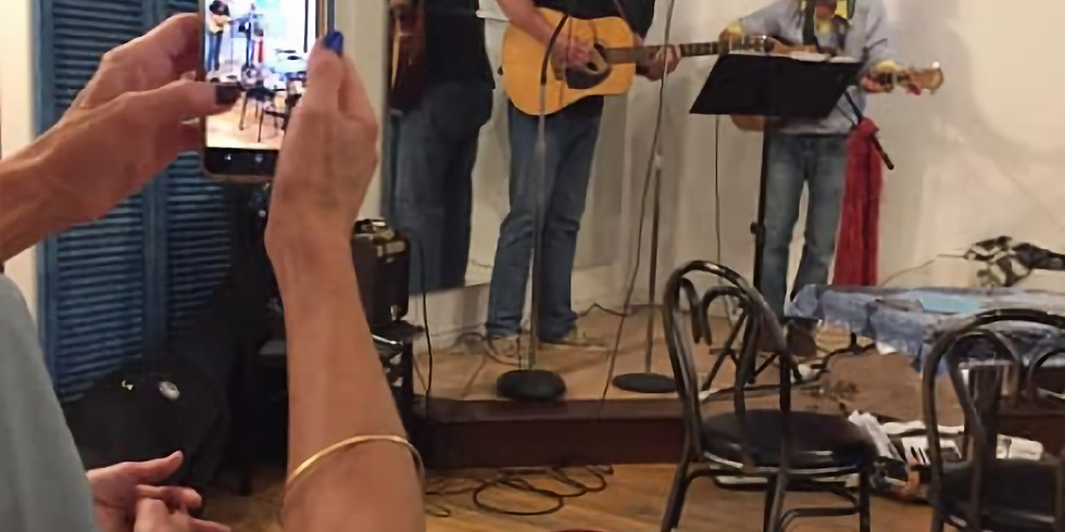 Heart Song Sing & Play Alongs with Brian Paul D.G. and Friends at D'Lish by Tish Cafe (4)