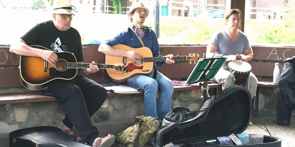Outdoor Heart Song Sing & Play Alongs with Brian Paul D.G. and Friends!