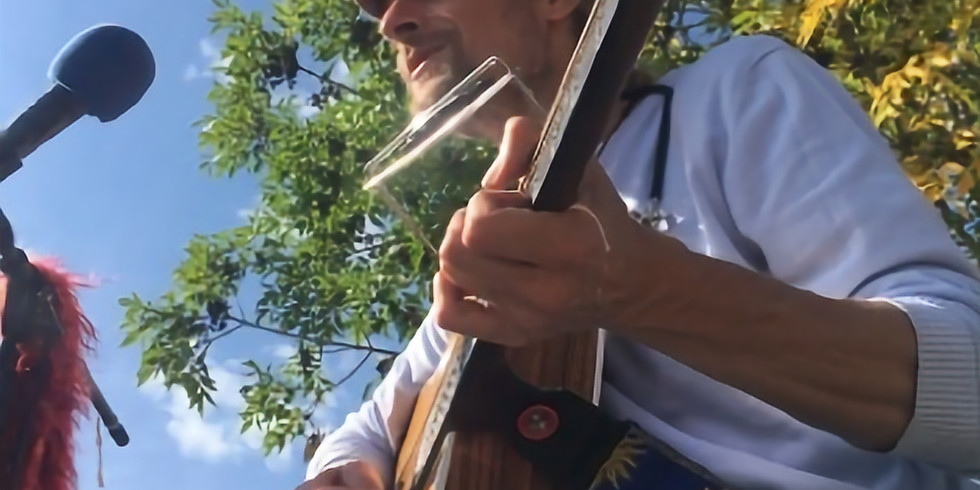 Brian Paul D.G. and Friends at Manitou Beach (Sk) Busking Fest