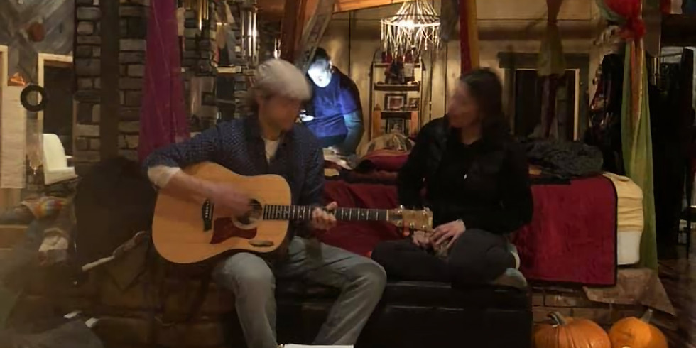 Open Mic with Janicka Grayston & Brian Paul D.G. at Revolve Cafe