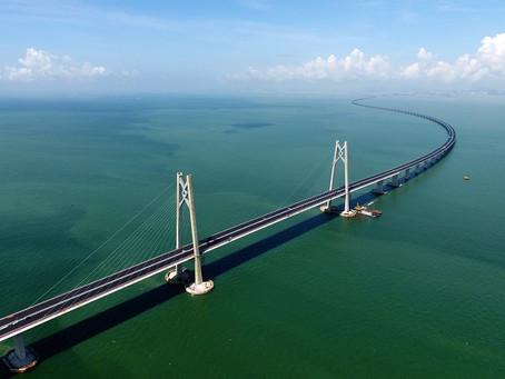 The Hong Kong-Zhuhai-Macau Bridge: A Short Economic Analysis