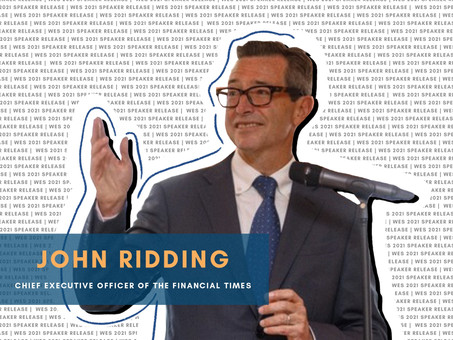 5 things we learnt from FT CEO John Ridding