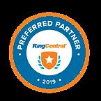 RingCentral Preferred Partner Badge - Ci