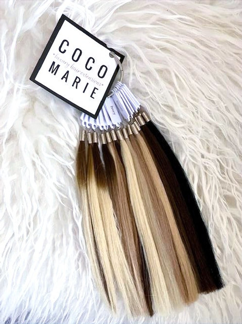 COCO MARIE color swatch ring