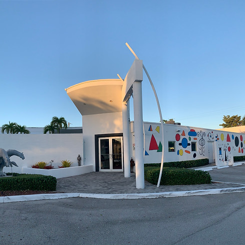 Yoga at the Heart of Delray Gallery