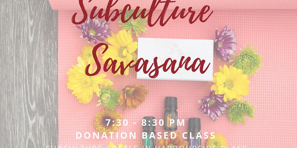 Subculture Savasana