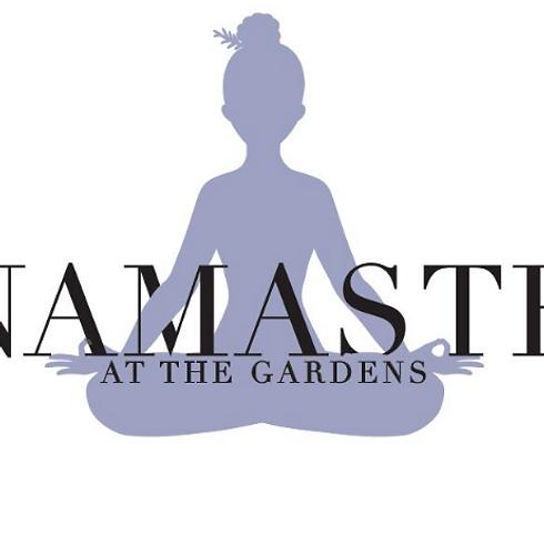 Namaste at the Gardens