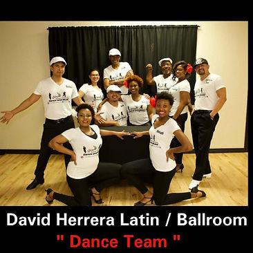 David Herrera dance team 2019 instagram