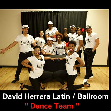David Herrera dance team 2019 instagram