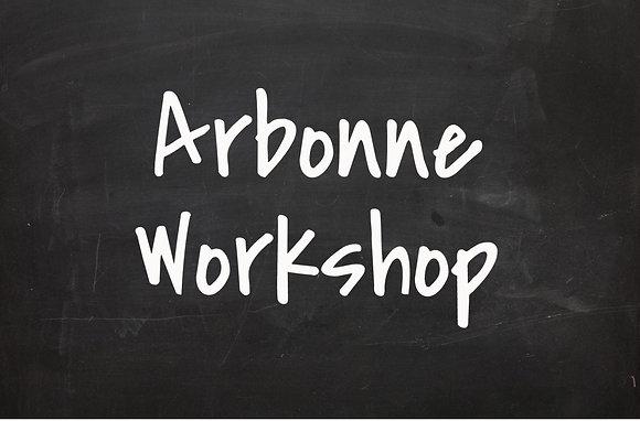 INTENTIONALLY DESIGNED (Arbonne Workshop)