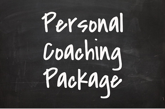 Personal Coaching Package