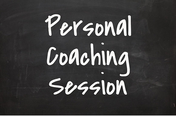 Personal Coaching Session