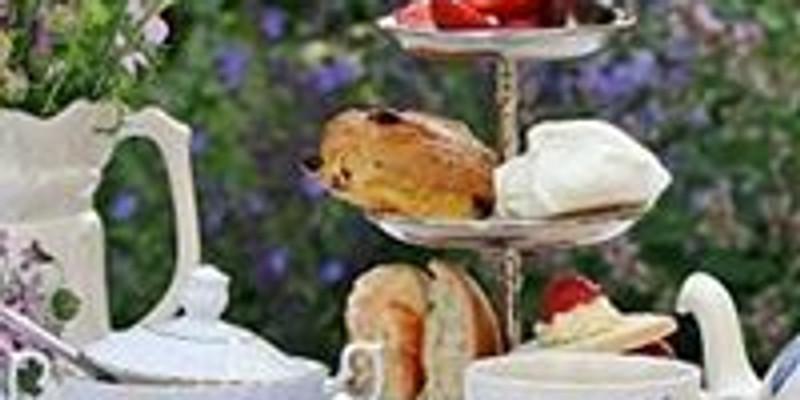 Antiques Appraisal and Garden Tea Pary