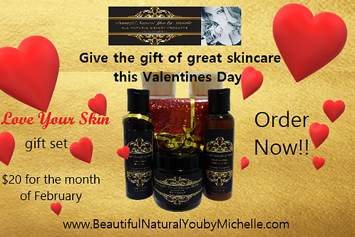 I Love Your Skin Gift Set