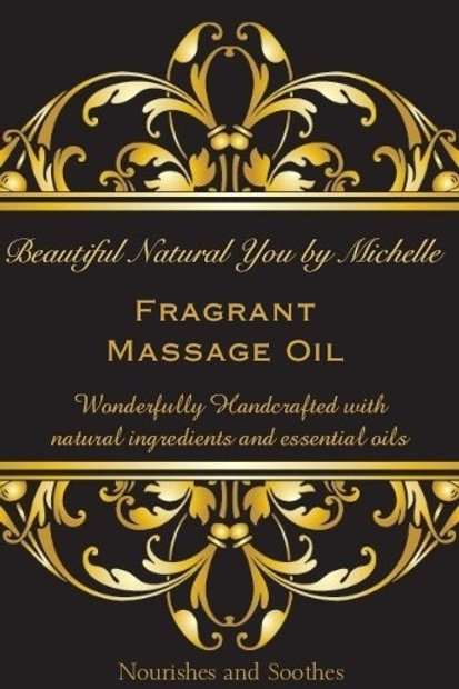 Fragrant Massage Oil