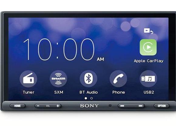 Sony XAV-AX5000 COMPLETE PLUG AND  PLAY