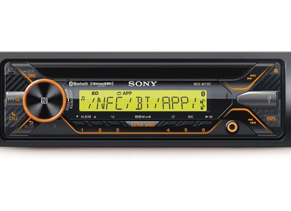 Sony MEX-M72BT COMPLETE PLUG AND PLAY KIT