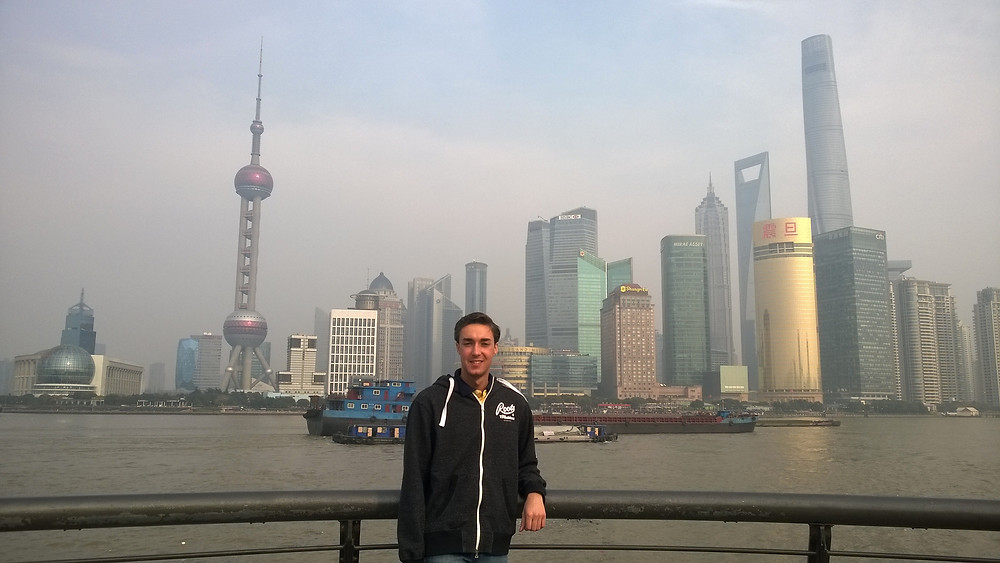 Studying abroad in Shanghai