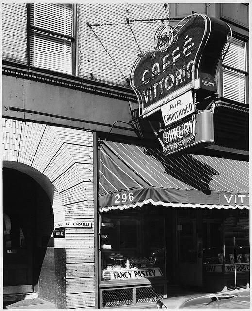 [Best Boston cafe]