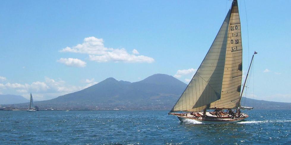Yoga e Vela - Golfo di Napoli