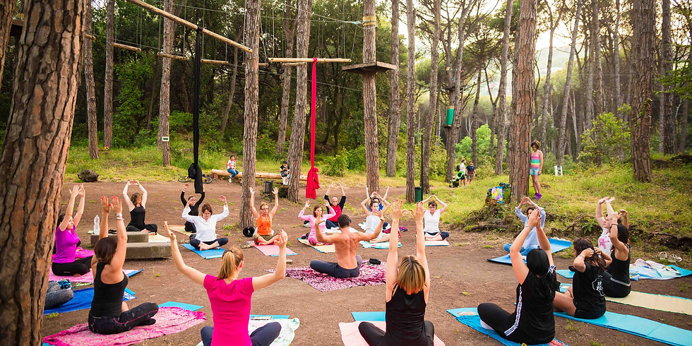 Yoga e laboratorio sensoriale