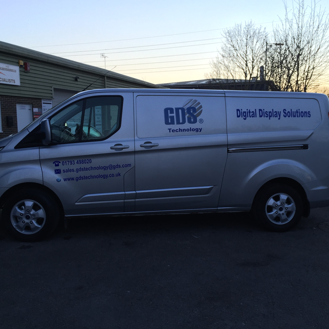 GDS vehicle graphics