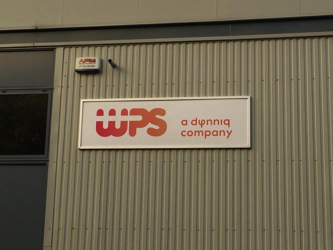WPS exteRnal signs