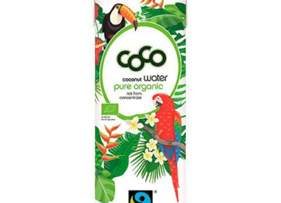 Pure Coco 1 l, Økologisk - Dr. Antonio Martins