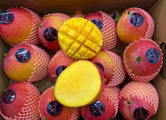 Mango Kent, Super Mango, 2 kg, Peru