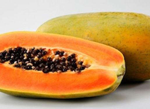 Papaya, ikke sprøjtet - Uganda🌴