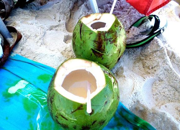 Green Coconut - 1 stk Brasilien