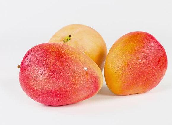 Æblemango kassen 4 kg, ikke sprøjtet - Uganda🌴