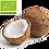 Thumbnail: Brun kokosnød, Elfenbenskysten - 5 stk.