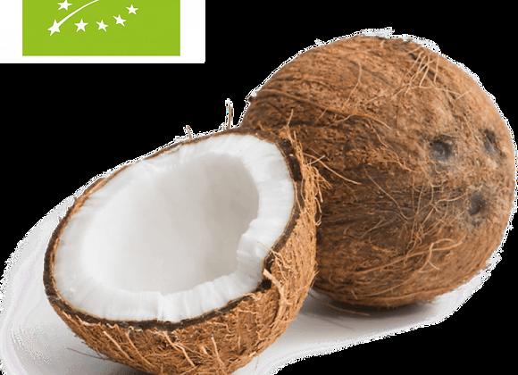 Brun kokosnød, Elfenbenskysten - 5 stk.