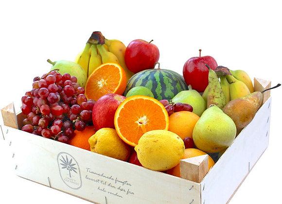 Basis frugt kassen, 6 kg - Økologisk