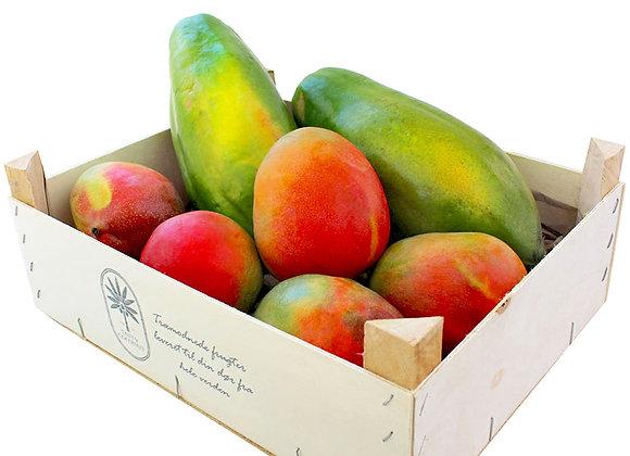 Mango-Papaya box, ca. 5 kg