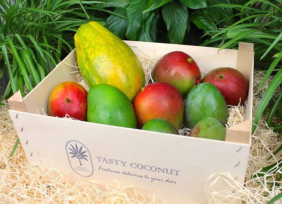 Mango-Papaya box, ca. 5 kg