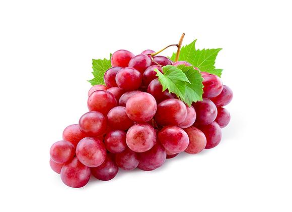 Vindruer røde, Økologiske ca. 750g - Chile