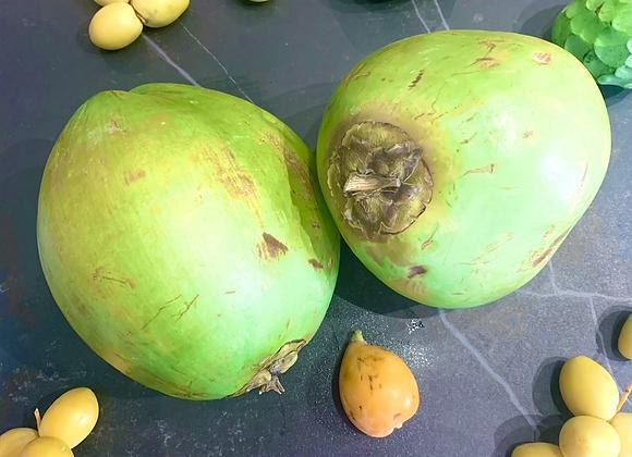 Grøn kokosnød, Brasilien🌴