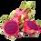 Thumbnail: Rød dragefrugt, Thailand 2 stk.